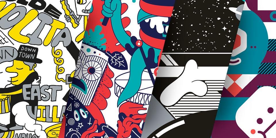 Berlin Boombox Artist Edition overview
