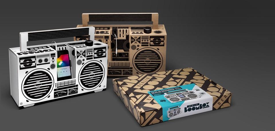 Berlin Boombox models