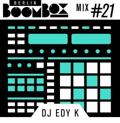 Cover Art for Berlin Boombox Mix #21