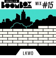 Cover Art for Berlin Boombox Mix #15