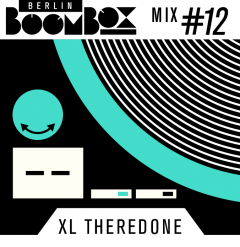 Cover Art for Berlin Boombox Mix #12