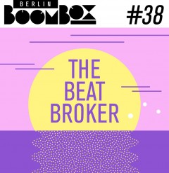 Cover graphics for Berlin Boombox Mixtape  by Axel Pfaender