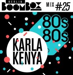 Cover Art for Berlin Boombox Mixtape #25