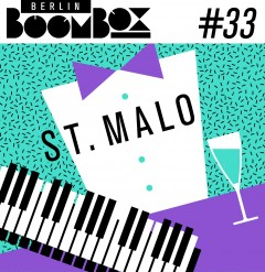 Cover graphics for Berlin Boombox Mixtape