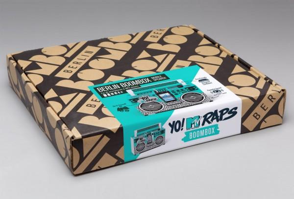 Packshot of Berlin Boombox