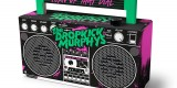 Berlin Boombox Bluetooth Speaker with custom design for Dropkick Murphys