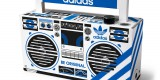 Custom Berlin Boombox for Adidas