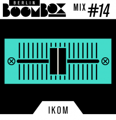 Cover Art for Berlin Boombox Mix #14