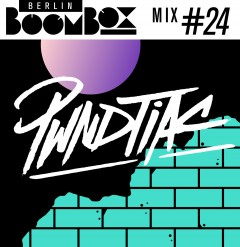 Cover Art for Berlin Boombox Mix #24