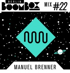 Cover Art for Berlin Boombox Mixtape #22