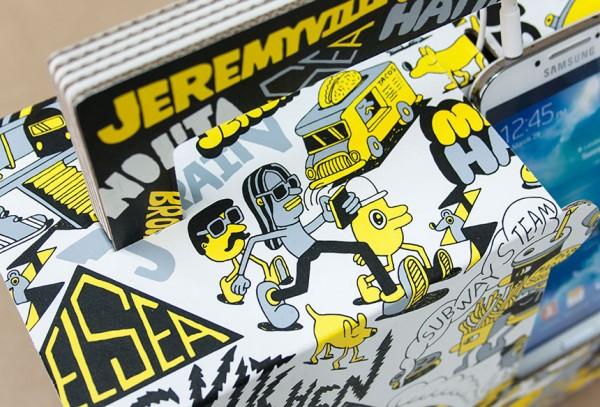 Artist Edition by Jeremyville