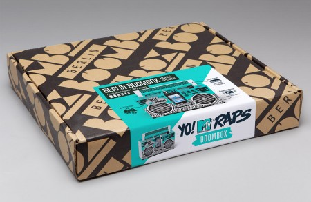 Packshot of Berlin Boombox