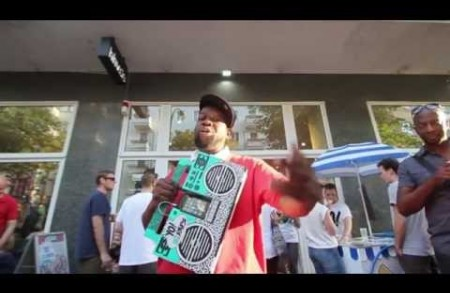 Yo! MTV Raps Boombox at hhv.de Store