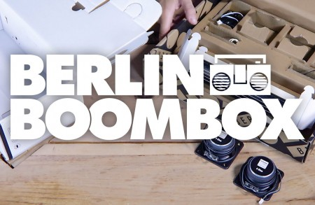 Build your own Boombox - Unboxing and Tutorial